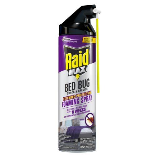 305739 Raid Max Bed Bug & Flea Killer 1