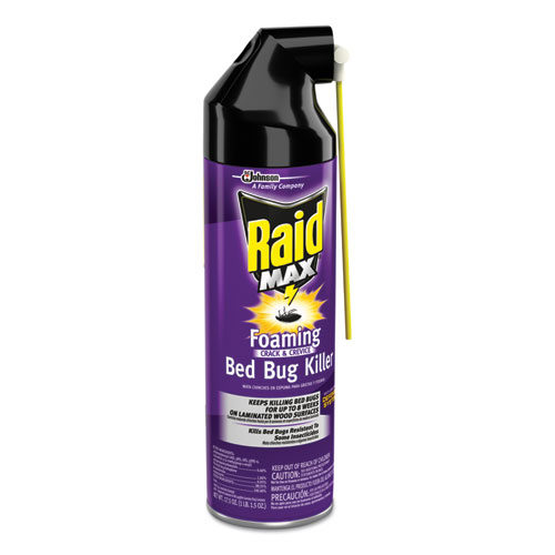 305739EA 17.5 oz Foaming Crack & Crevice Bed Bug Killer
