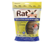 7687809 1 lbs Rat-X for Mouse & Rat Rodent Bait Disc, Assorted - 45 Count