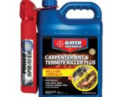 BAY700335A Advanced Carpenter Ant & Termite Killer Plus Ready-to-Use Power Sprayer, 1.3-Gallons