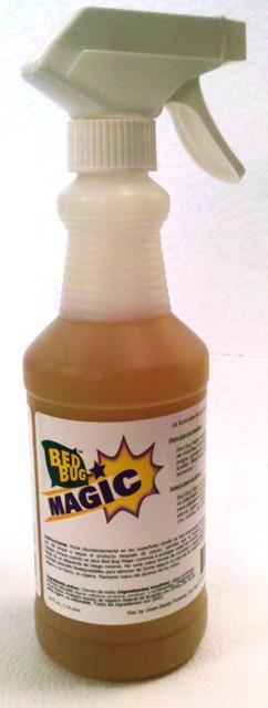 BBM16SPY Bed Bug Magic 16oz Spray