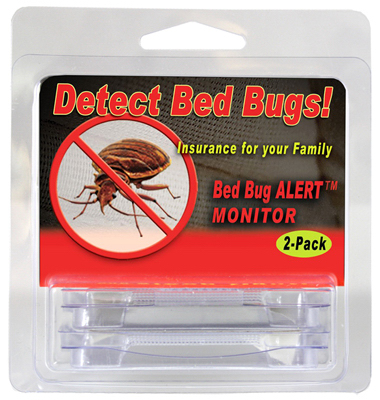 Bird-X BBA-2-R Bird-X Bed Bug Alert Trap 2 Pack