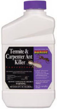 Bonide Products 568 32 oz. Concentrate Termite & Carpenter Ant Control