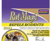 Bonide Products 9587148 Rat Magic Animal Repellent Rodent Scent Pack
