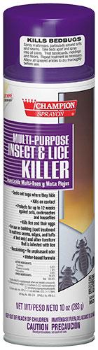 CHP5106 Multi-purpose Insect & Lice Killer