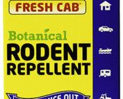 Earth Kind FCCS12 2.5 oz. Fresh Cab Botanical Rodent Repellent Mouse Pouch