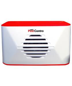 PR23 Battery Operated Portable Ultrasonic Rodent Repeller with LED Power Indicator Light & Audible Test Button