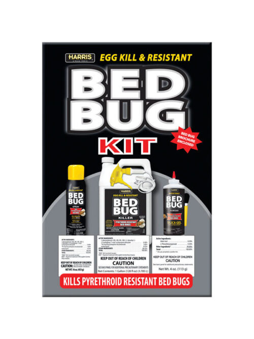 7475734 Egg Kill & Resistant Insect Killer for Bed Bugs - 4 Piece