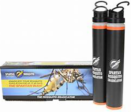 006-010 Mosquito Killer Eradicator - Pack of 2