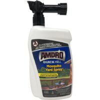 100537441-100530440 1 qt. Amdro Quick Kill Mosquito Yard Spray RTS - Pack of 6