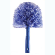 Ettore Products ETO48221CT Cobweb Duster Brush, Blue