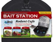 B & G Equipment 25000261 Tamper Resistant Rodent Bait Station