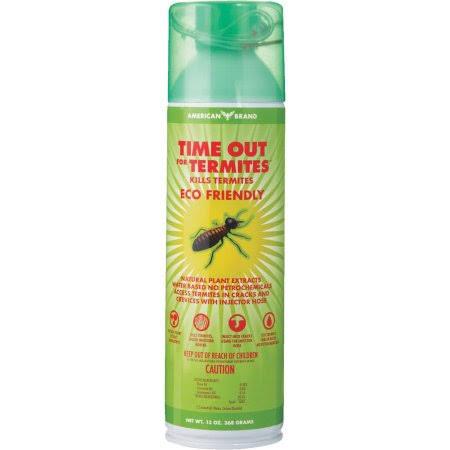 Xspray 7401003 13 oz Time Out for Termites Killer